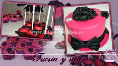 Tarta de fondant personalizada decoración azúcar, cupcakes, cake pops, mesa dulce Laia's Cupcakes Puerto Sagunto