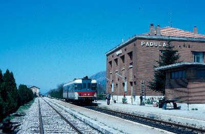 """Diano, tratta ferroviaria Sicignano-Lagonegro. Il Governatore De Luca """" sarà ripristinata """" ."""