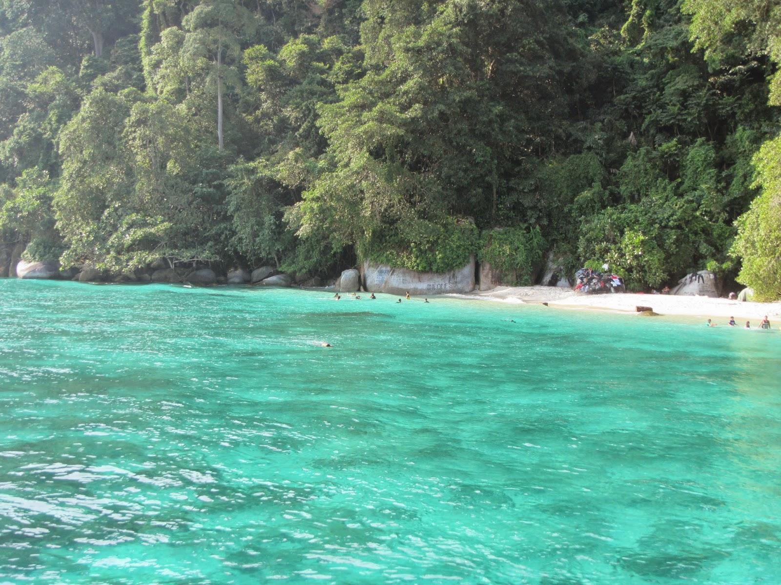 Pulau Berhala Sumatera Utara