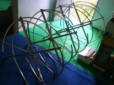 bengkel pembuatan antena pemancar fm