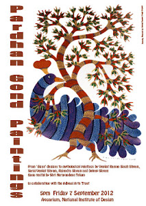Exhibition of Pardhan Gond Paintings