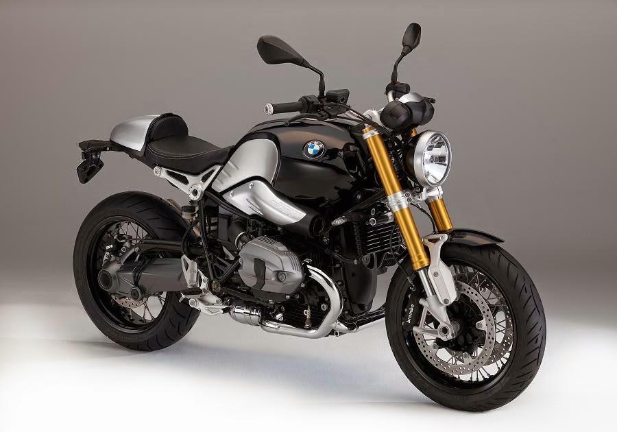 BMW+R+nineT+%25282014%2529+Front+Side - 40 anos : BMW R90S 1974 x BMW R NineT 2014