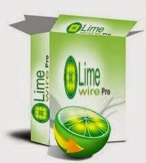 تحميل برنامج limewire لتسريع تحميل الملفات