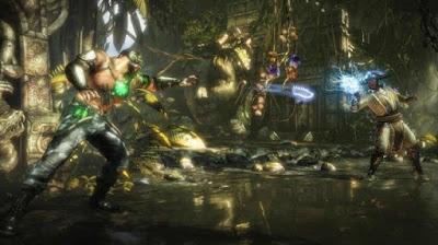 Mortal Kombat 10 Gameplay for PC