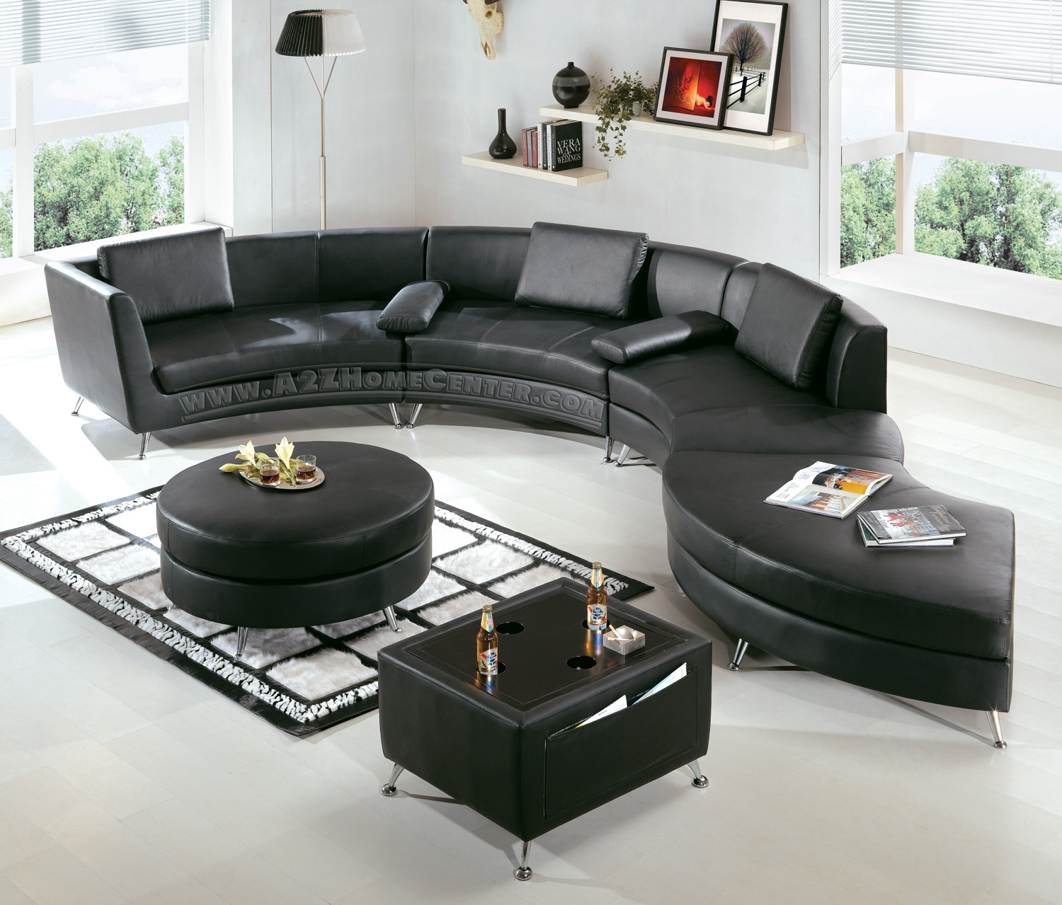 Like leathers leather sectional sofa - Modern living room furniture designs ...