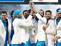 India wins Champions Trophy