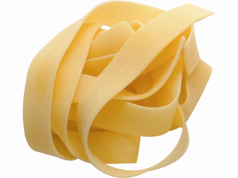 Pappardelle tészta