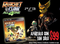 ratchet and clank all 4one