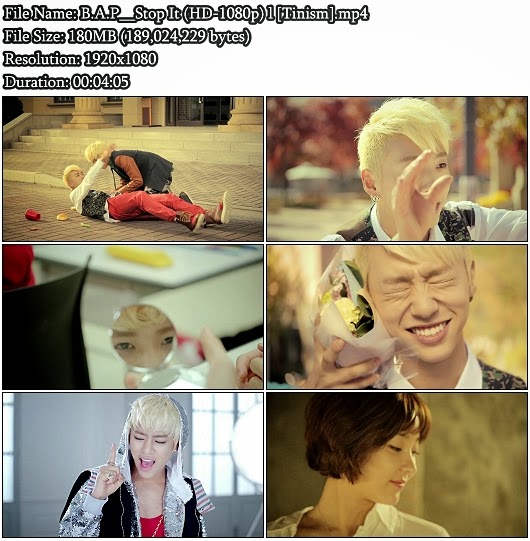 Download MV B.A.P - Stop It (하지마) (Full HD 1080p)