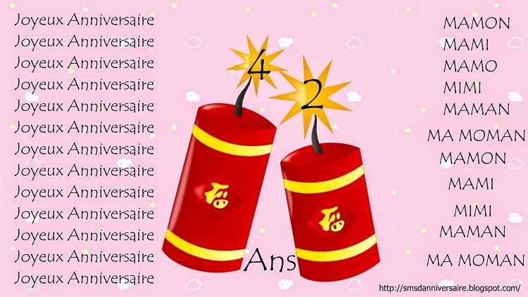 Image Drole Anniversaire 42 Ans