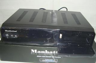 Receiver-Manhattan-6900-usb-3D-Combo