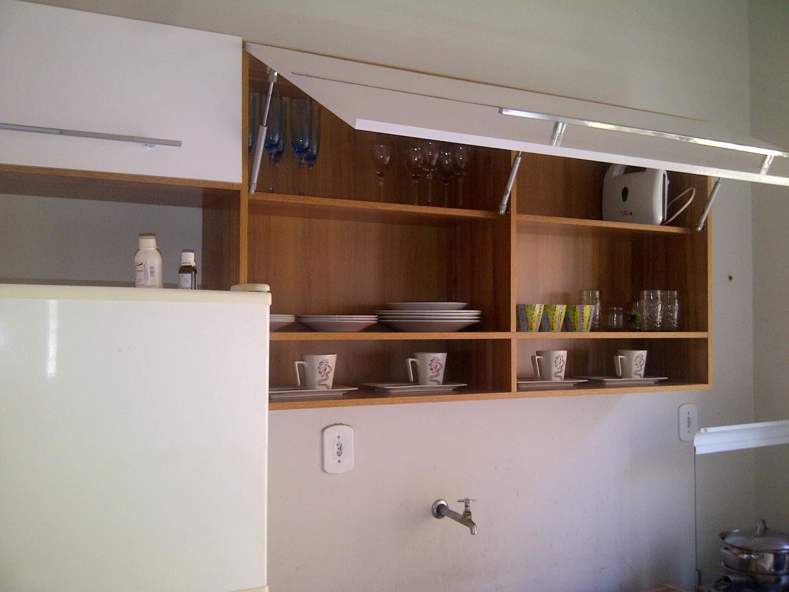 Armario De Cozinha Bartira Safira Montagem Do Multiuso Safira