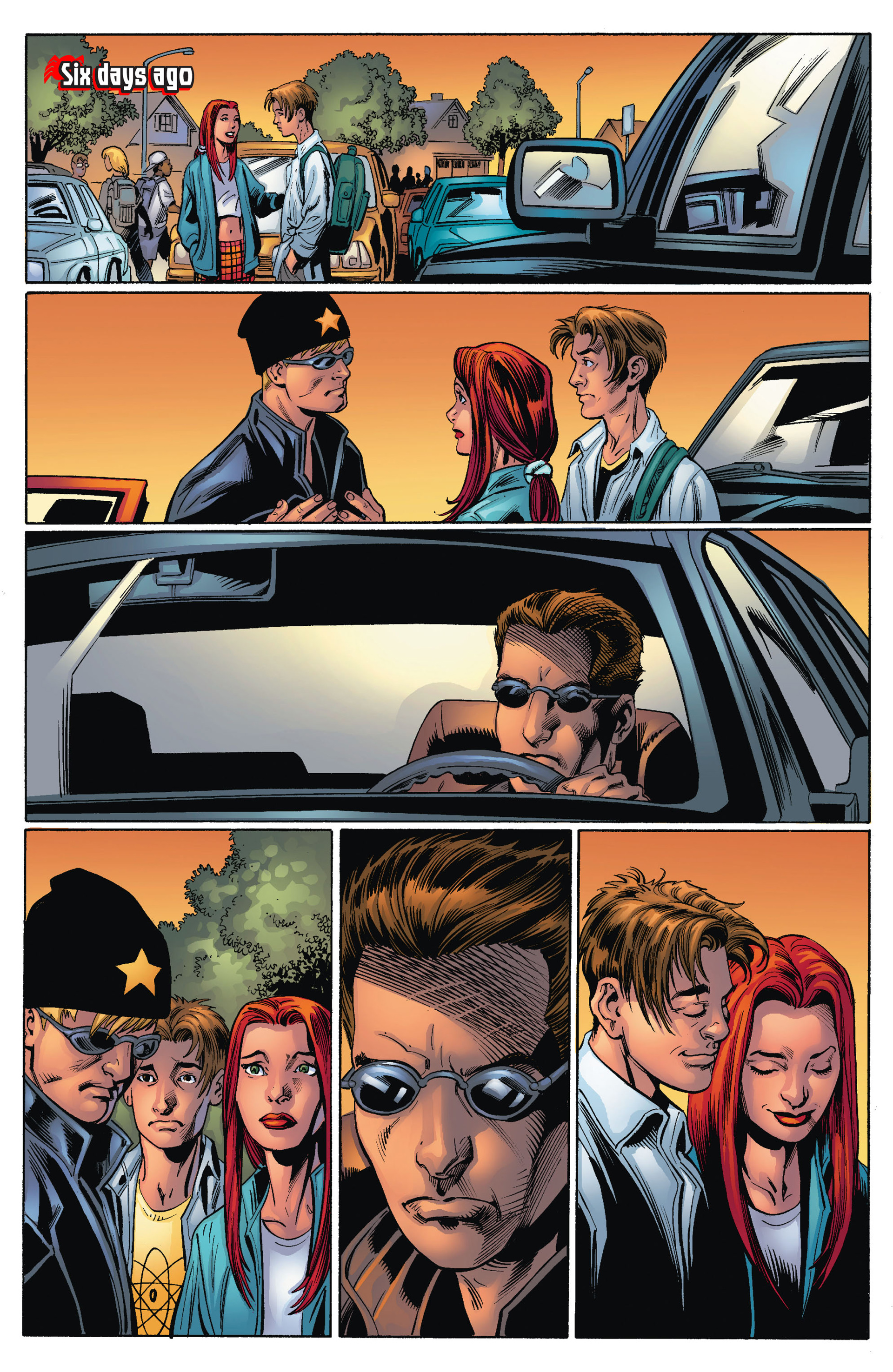 Ultimate Spider-Man (2000) Issue #73 #77 - English 9