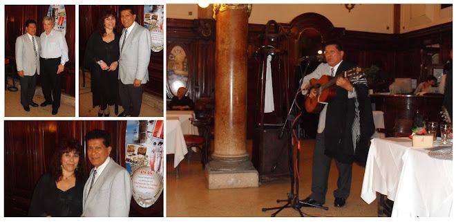 En la Confitería La Ideal (Noviembre 2012)
