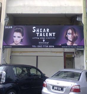 shear talent damansara uptown