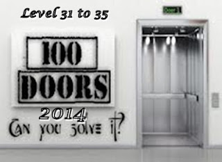 Best game app walkthrough 100 doors 2014 level 31 32 33 34 35 for 100 doors door 35