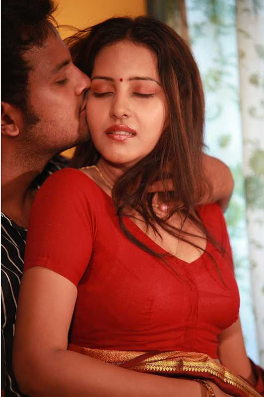 Shanthi Movie hot stills