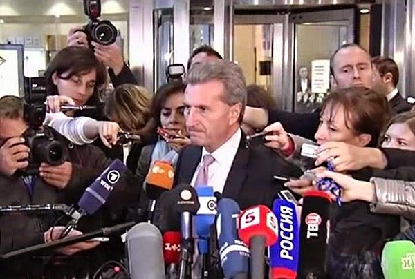 Газовые переговоры между Россией, Украиной и ЕС не завершены и будут продолжены 30 октября