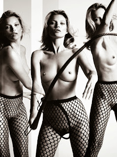 Kate Moss Revista PlayBoy México Enero 2014