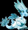 dragon hielo adolecente