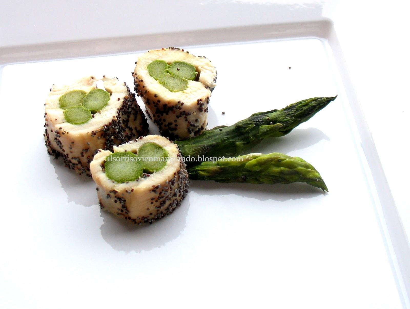 Il sorriso vien mangiando cucina alternativa chicken sushi - Alternativa piastrelle cucina ...