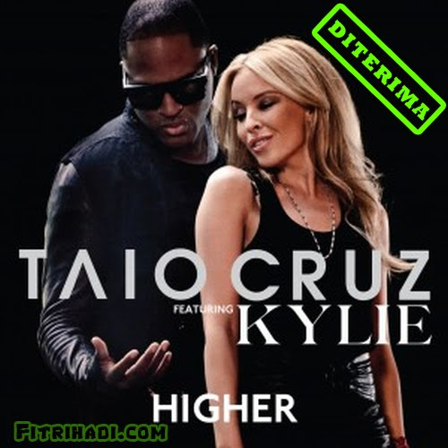 gambar image photo taio cruz kylie minogue higher