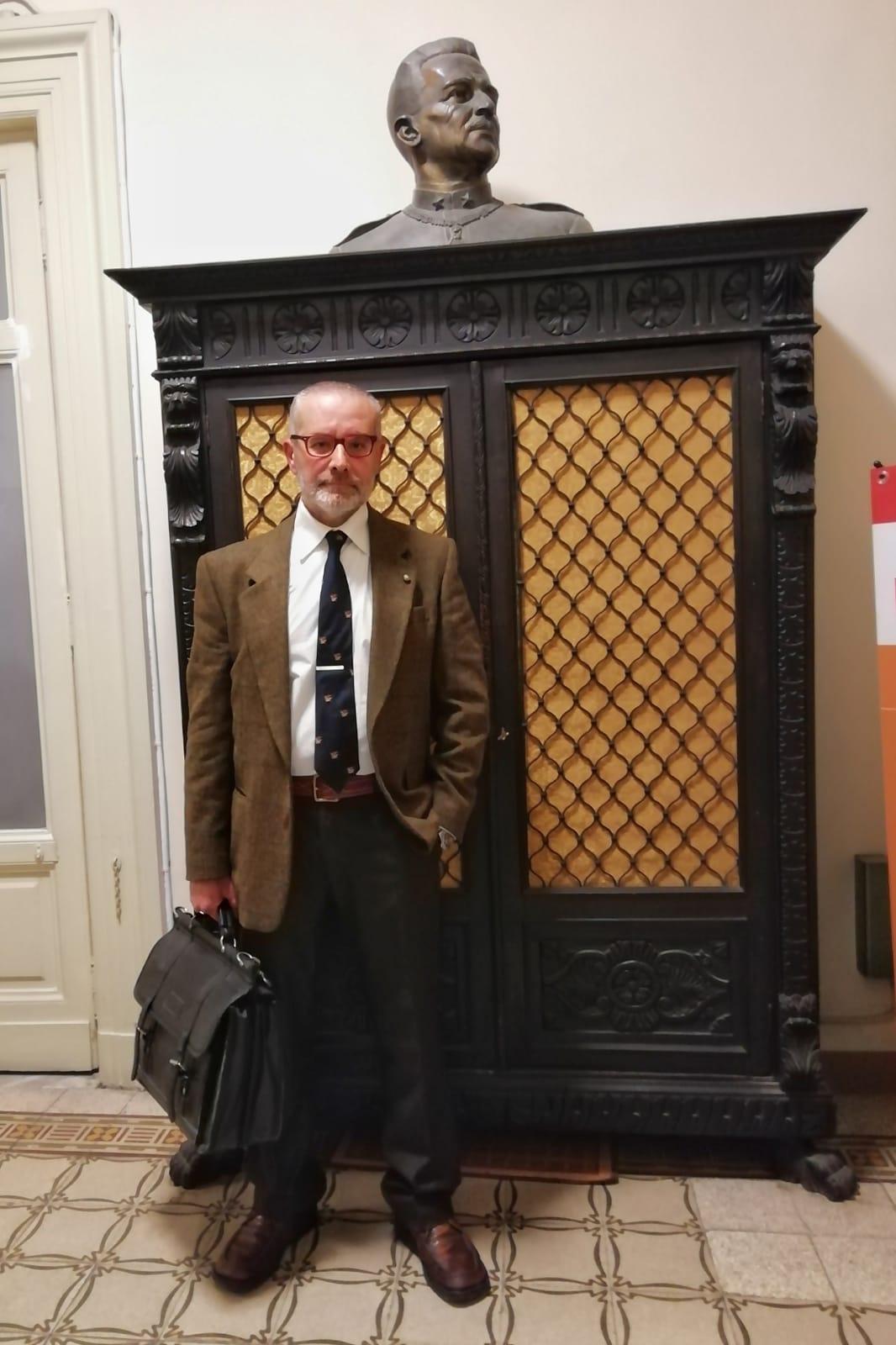 Presentazione di un libro presso l'Unione Nazionale Ufficiali in Congedo - Unuci