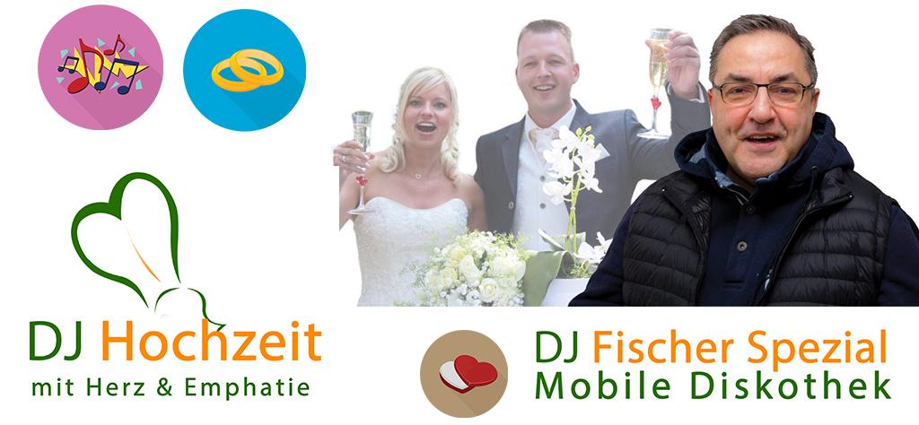DJ-Ahrenshoop - Hochzeit DJ, Party DJ, Event DJ Geburtstag Silberhochzeit Firmenfeier