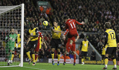 Liverpool 1 - 1 Blackburn Rovers (3)