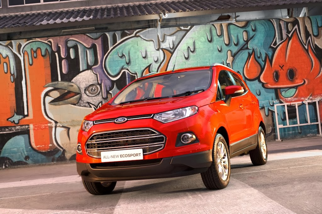 Nifty Things You Probably Missed On The Ford Ecosport
