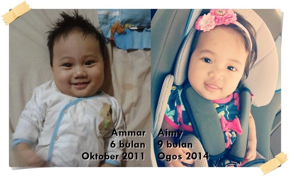 Berat Badan & Tinggi Normal Bayi 2 Bulan