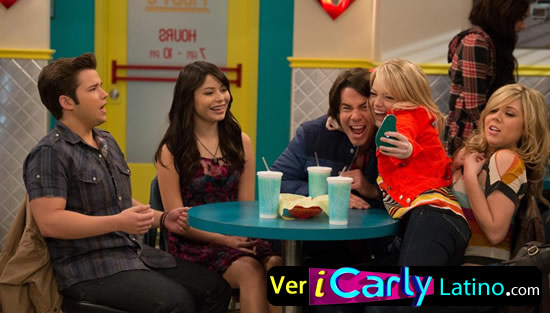 Capitulo iCarly 6x10 latino