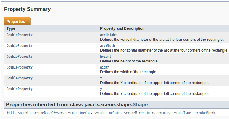 how to call change listener javafx
