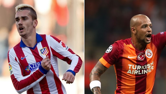 Galatasaray vs Atletico Madrid en vivo
