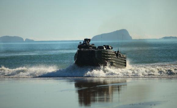 Kendaraan Tempur Amfibi