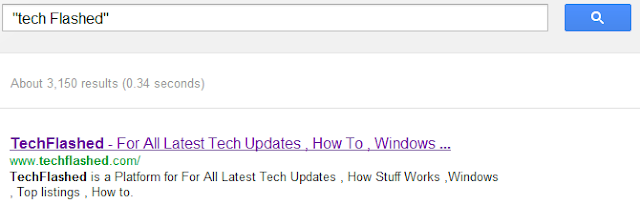 10 Google Search Tricks You Never Knew : Search Google like A Pro