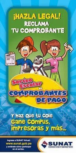 EXIGE COMPROBANTES DE PAGO