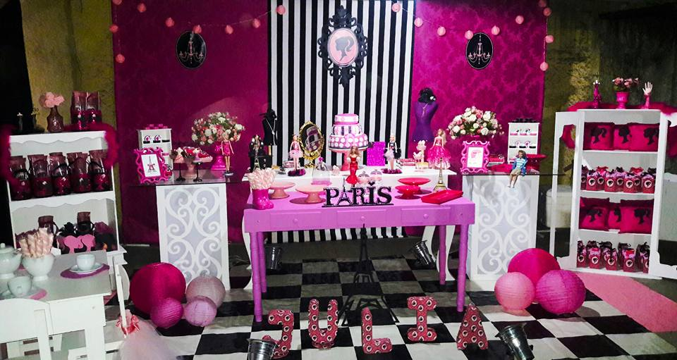 Barbie Paris