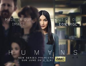 Phim Tiềm Cận Sự Sống Phần 1-Humans Season 1
