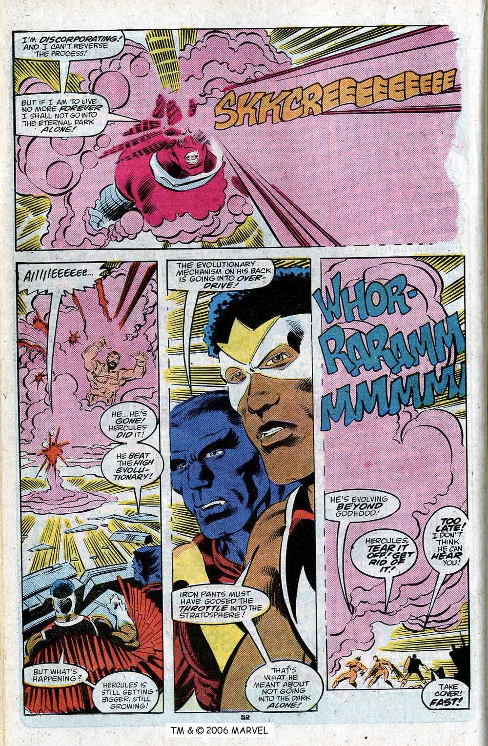 Captain America (1968) Issue #348c #280 - English 54