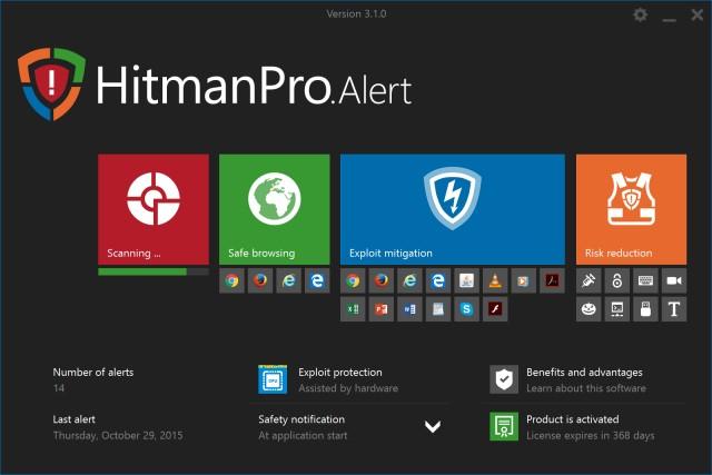 hitmanpro alert 3 serial key