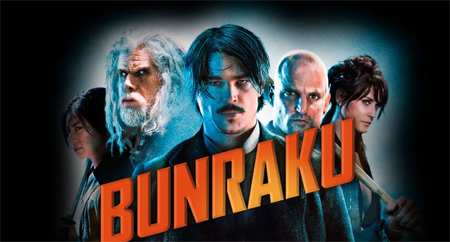 Film Andalan Di Bulan September 2012 (Part 4): Bunraku