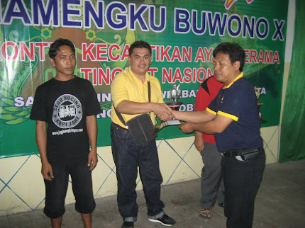 piala raja jogja indonesia
