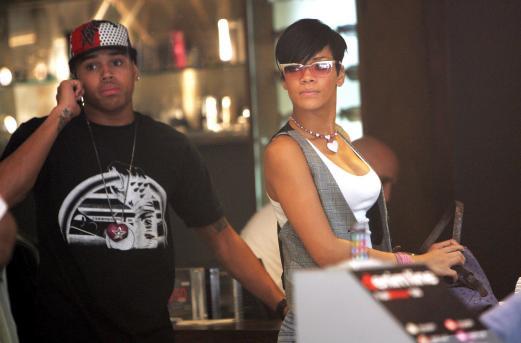 Rihanna on Chris Brown: So Shocking, So DIRTY! » Gossip | Rihanna | Chris Brown