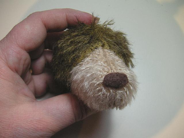 Amigurumi Bear Nose : Teddy bears tutorials nose embroidery