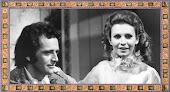 Francisco Cuoco e Norma Blum