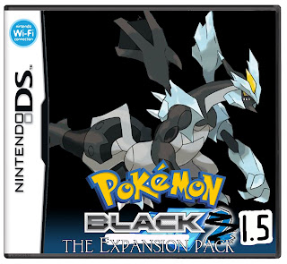 Pokemon Black 2 Cover