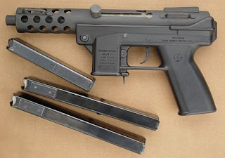 Echo1 GAT AEG, New Airsoft Prototypes, Airsoft TEC-9, Airsoft TEC9, Intratec TEC-DC9, Interdynamic KG-9, Airsoft Assault Pistol, Airsoft Submachine Gun, Airsoft Submachine Pistol, Pyramyd Airsoft Blog, Tom Harris Airsoft