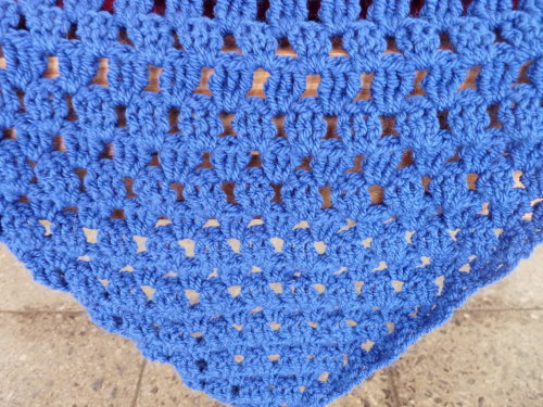 Ziemlich Schnelles Häkeln Schal Muster Fotos - Schal-Strickende ...