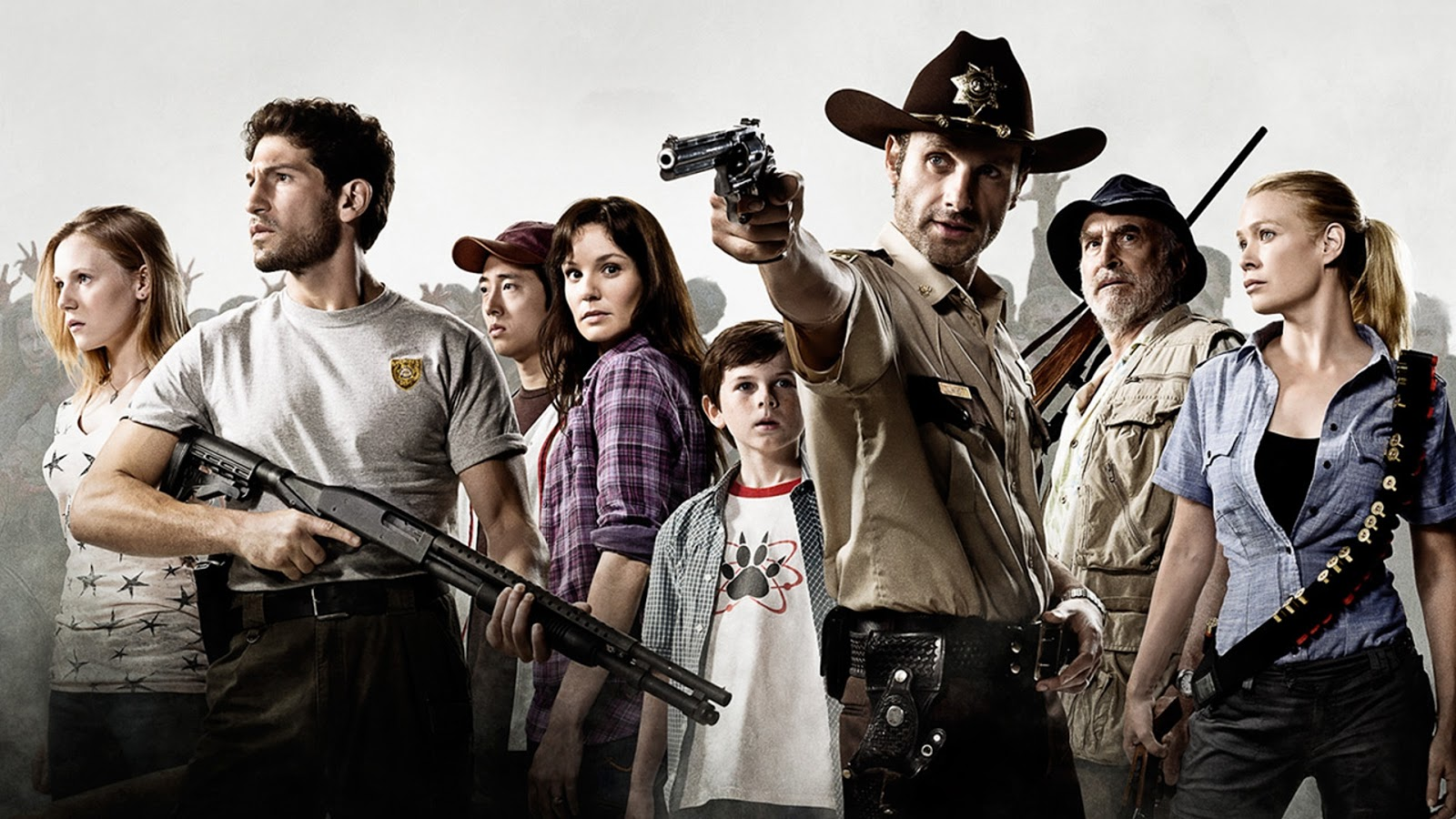 The Walking Dead - Tercera Temporada [Poster Promocional #2 HQ ...